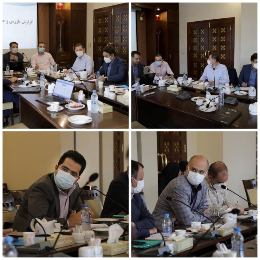 اعلام نتایج انتخابات هیات مدیره صندوق پژوهش و فناوری استان یزد